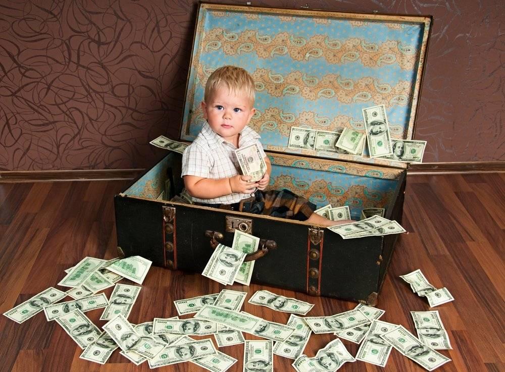 Карманные деньги для детей: правила финансового воспитания