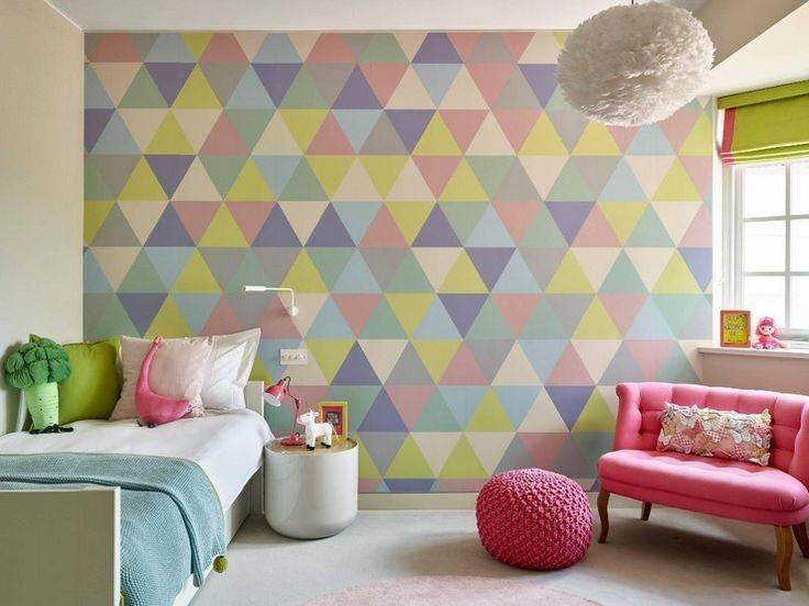Как выбрать обои для маленькой комнаты: лучшие идеи, 60+ фото в интерьере