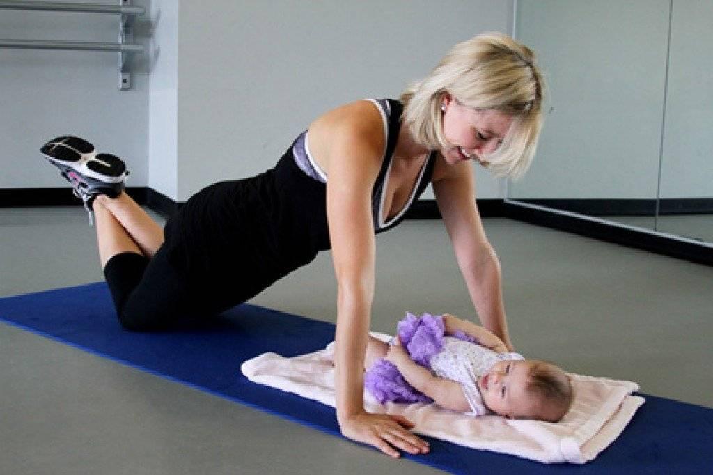 ♀️ обзор лучших упражнений после родов с описанием и пояснениями, когда рекомендуется выполнять тот или иной комплекс из описанных.