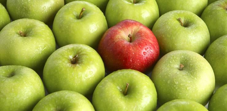 Запеченные яблока для кормящей мамы, польза, рецепт