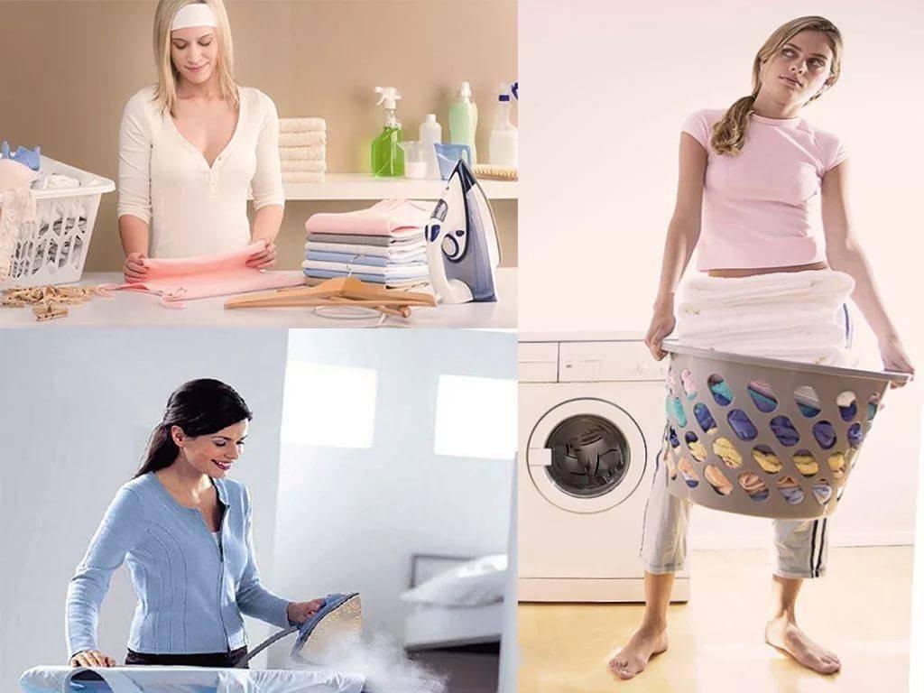 Как гладить вещи для новорожденных - советы и рекомендации