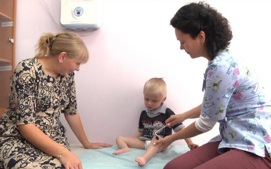 Дцп - детский церебральный паралич