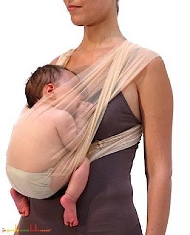 Вреден ли слинг для ребенка: правда и вымысел - хороший врач