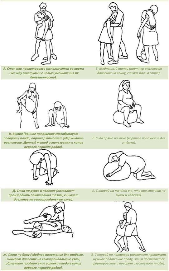 Как облегчить роды - 10 способов сделать роды менее болезненными как облегчить роды - 10 способов сделать роды менее болезненными