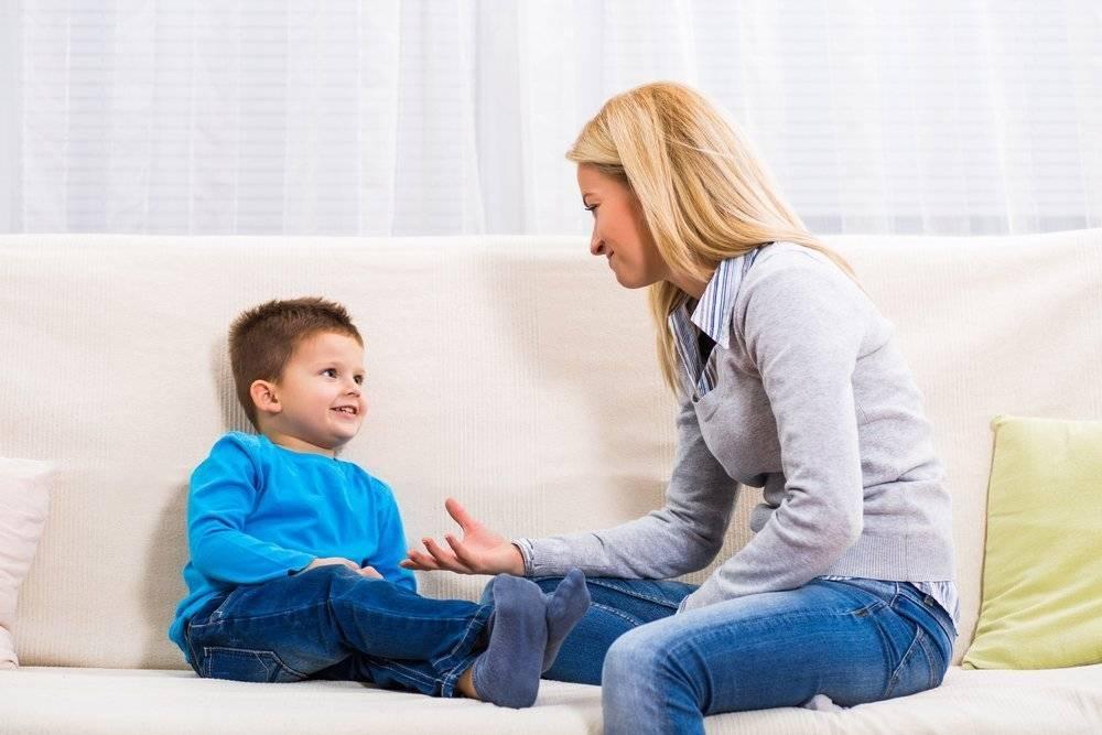 Воспитание ребенка 4 5 и 6 лет советы психолога