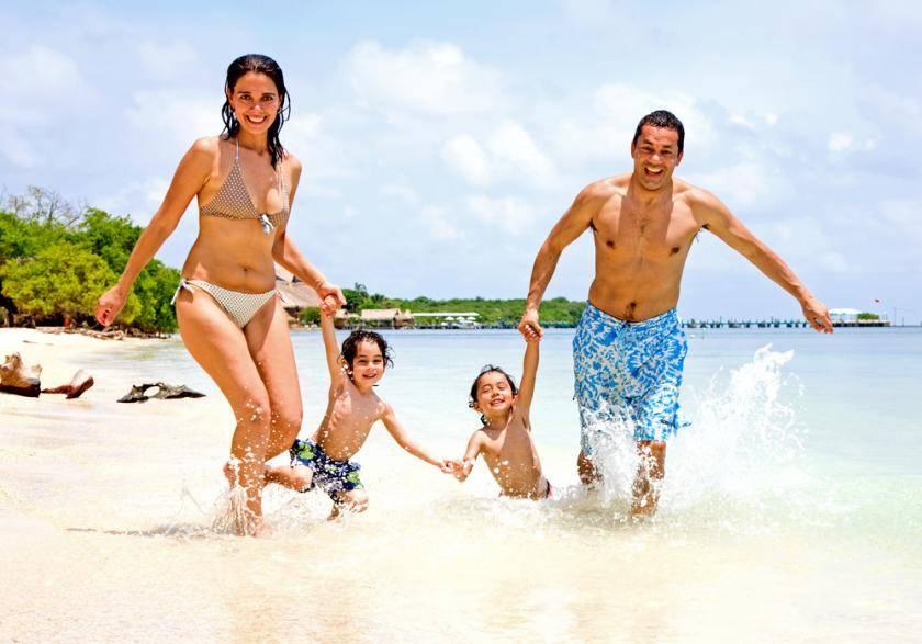 Топ-10 лучших пляжных курортов для отдыха с детьми