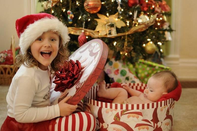 Новый год с новорожденным: советы молодым родителям