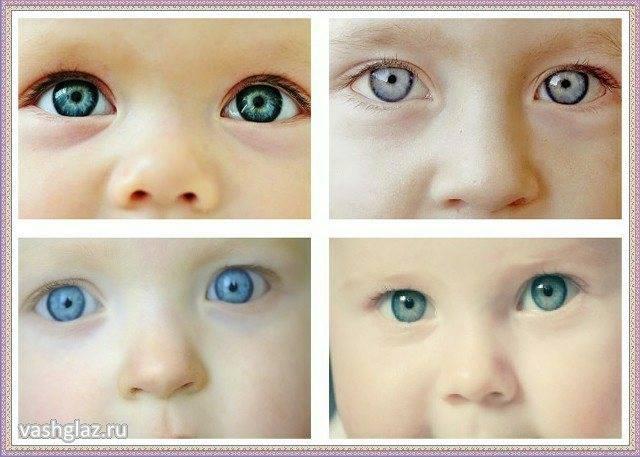 Глазами младенца...