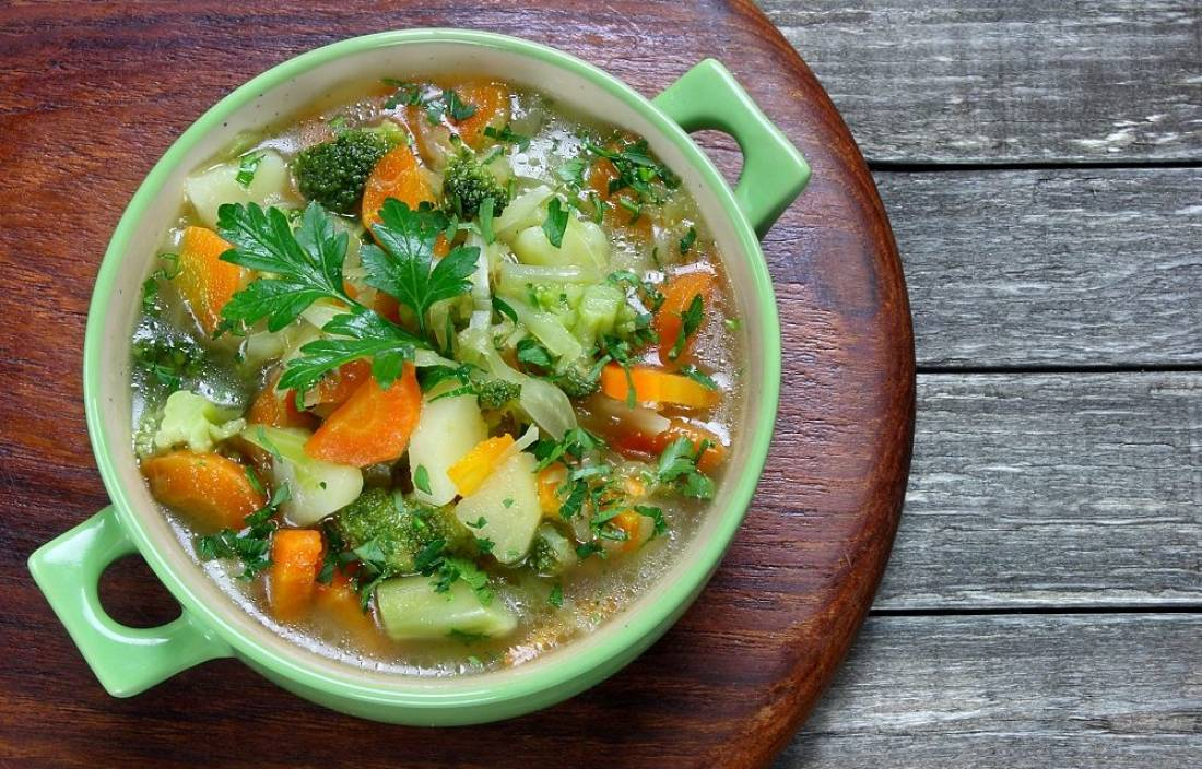 Супы для кормящих мам: рецепты