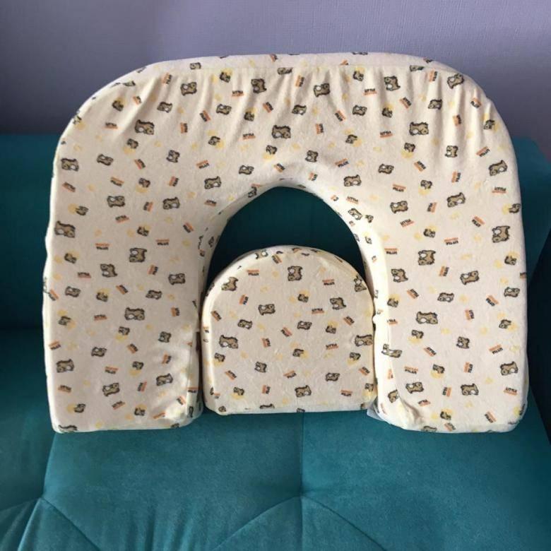 Мастер-класс: подушка для кормления своими руками (выкройка) | дуэт душ