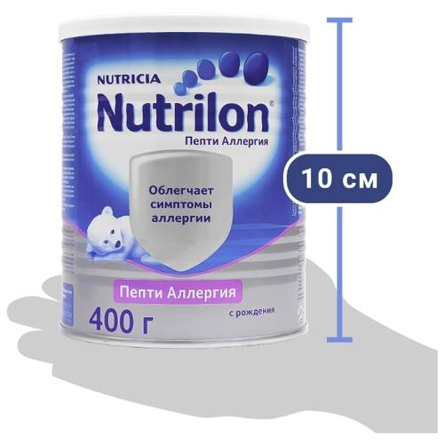 Смесь нутрилон: таблица с составом детского питания