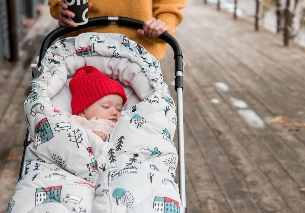 Когда можно гулять с новорожденным