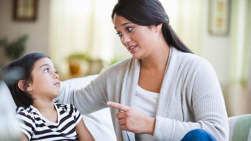 Как не кричать на ребенка во время выполнения домашнего задания?