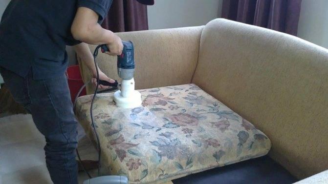 Как убрать запах мочи с дивана, выводим запахи всех обитателей