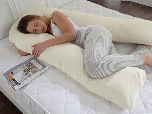Подушка для беременных - зачем нужна, виды, особенности, польза