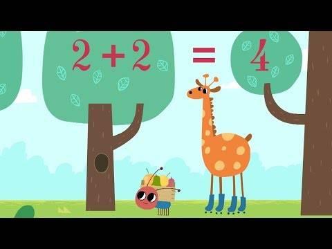 Учим цифры. капуки кануки