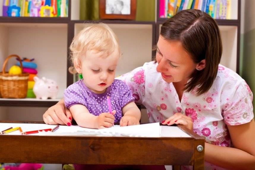 Няня для ребенка   как выбрать няню   где искать няню   вопросы няне
