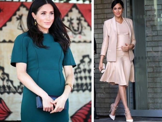 Платья для беременных (63 фото): зимние или летние, повседневные, вечерние или свадебные модели
