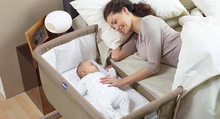 Выбираем лучшие детские кроватки: советы молодым родителям!