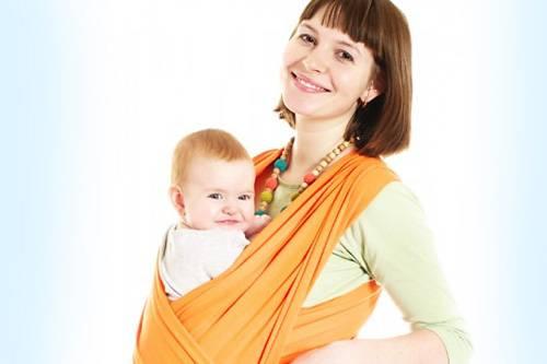 Для мамы и малыша. зачем нужен слинг? | здоровье | аиф омск