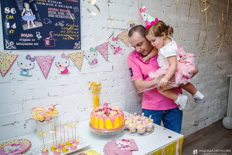 Как отметить день рождения ребенка 6 лет?