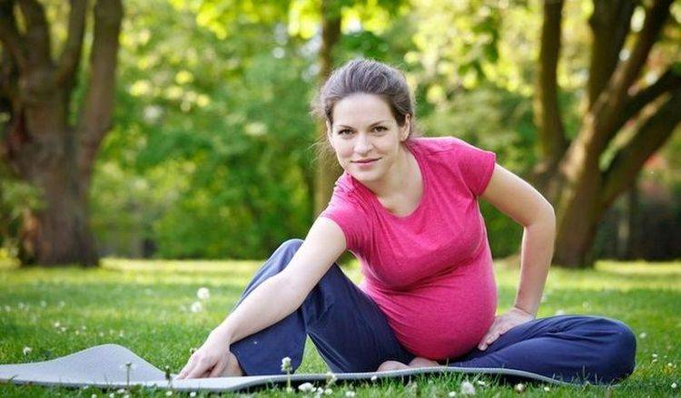 Лечебная и дыхательная гимнастика для беременных (1 триместр) – маме на заметку