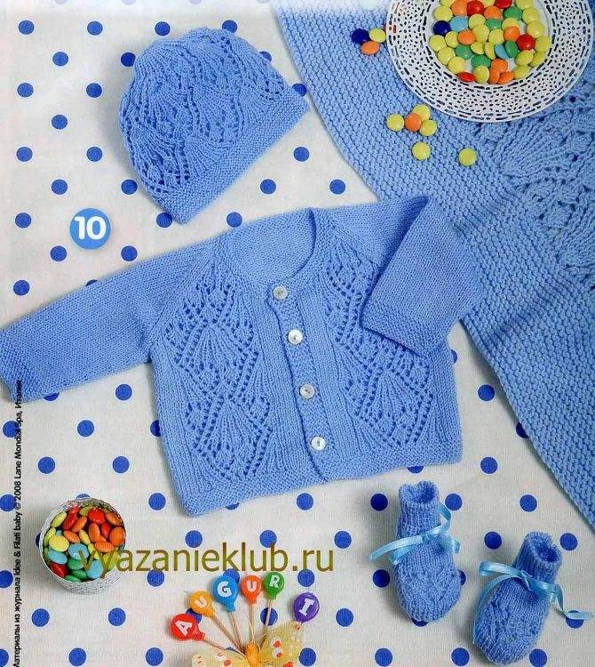 Рубрика: вязание для детей