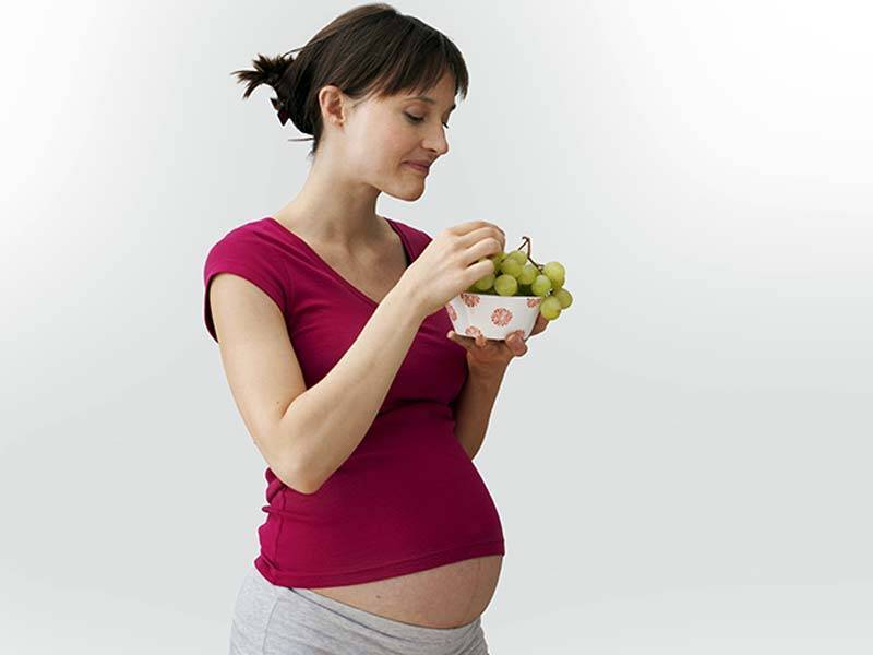 Отёки во время беременности