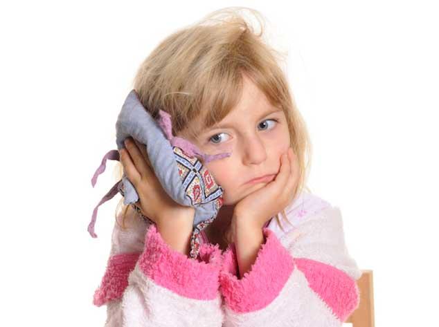 Основные причины появления ушной боли у ребенка