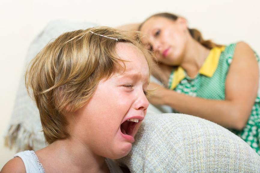 Воспитание детей без наказаний