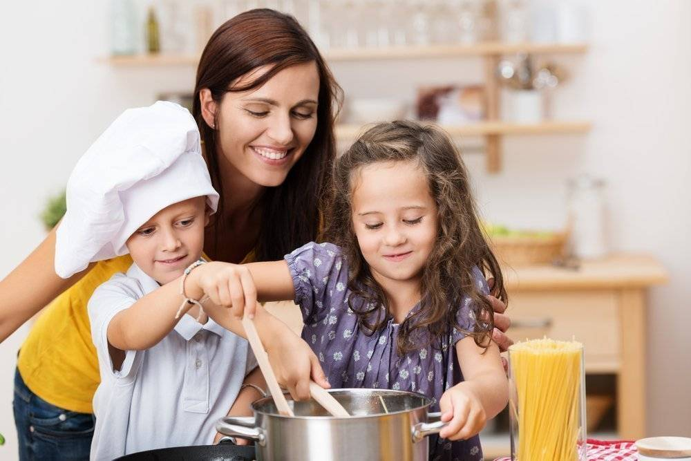 Что должен делать ребенок по дому (по возрастам)?