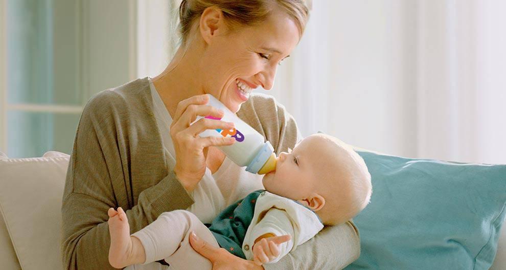Как перейти на козью смесь с грудного молока: ответы педиатра