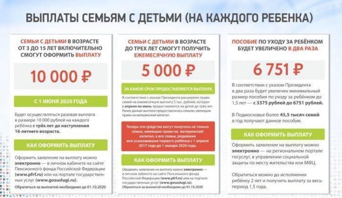 Новые выплаты на детей: как получить от государства 33000 рублей и 10000 разово на ребенка