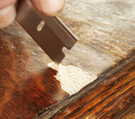 Выбор безопасного покрытия для реставрации старой деревянной кровати