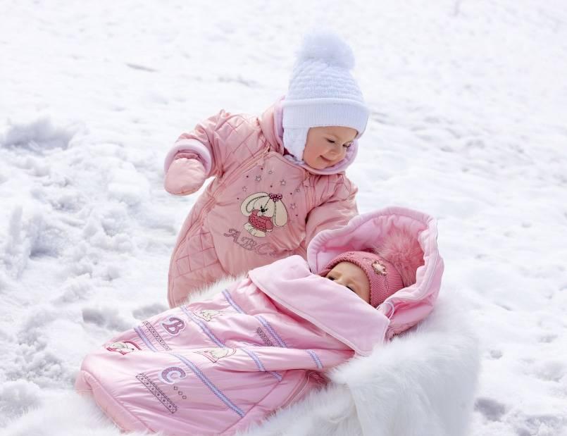 Таблица, которая подскажет, как одевать ребенка по погоде