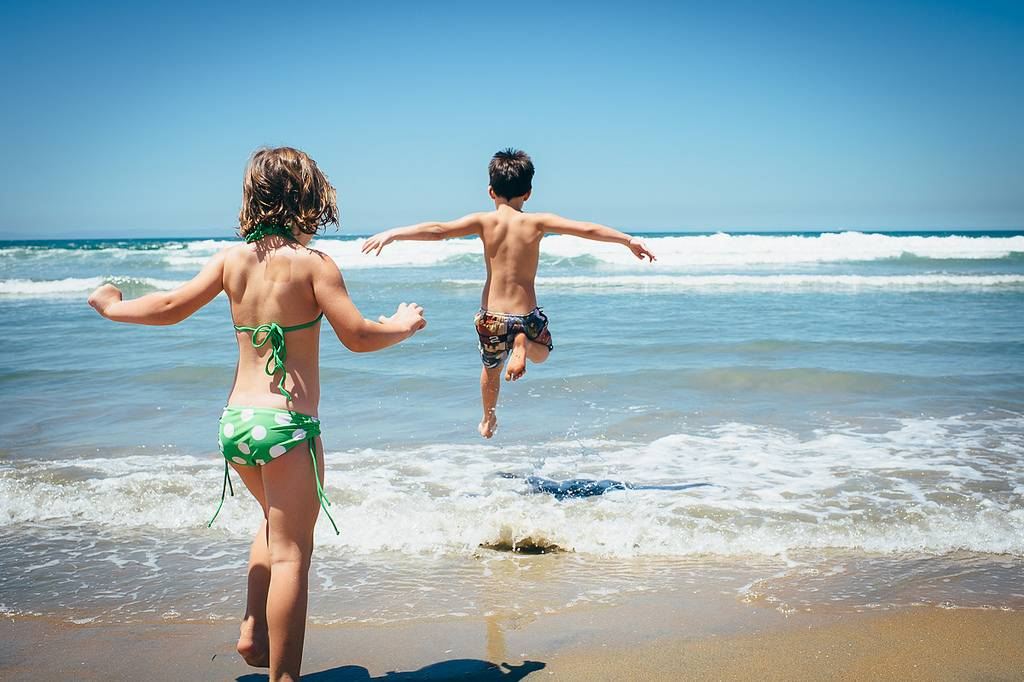 Шесть лучших мест для отдыха с детьми на море. личный опыт
