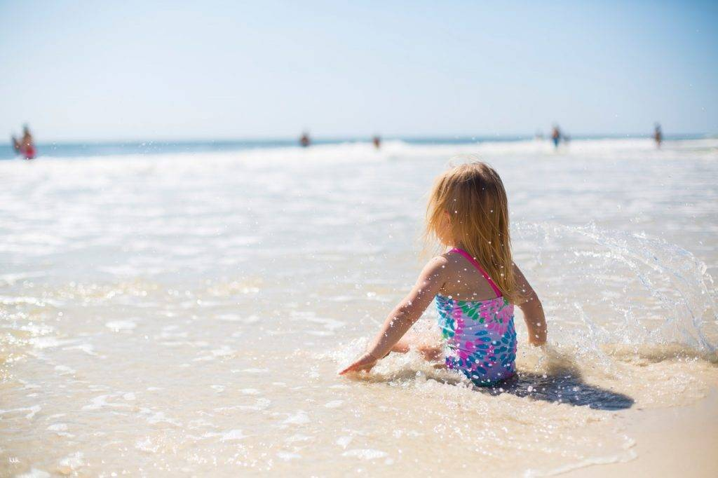 Правила безопасности на отдыхе для детей, безопасность на море