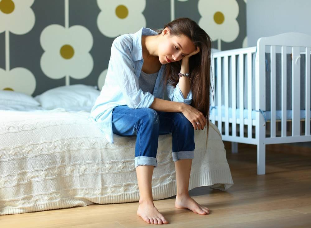 Депрессия после родов: 5 советов, как себе помочь