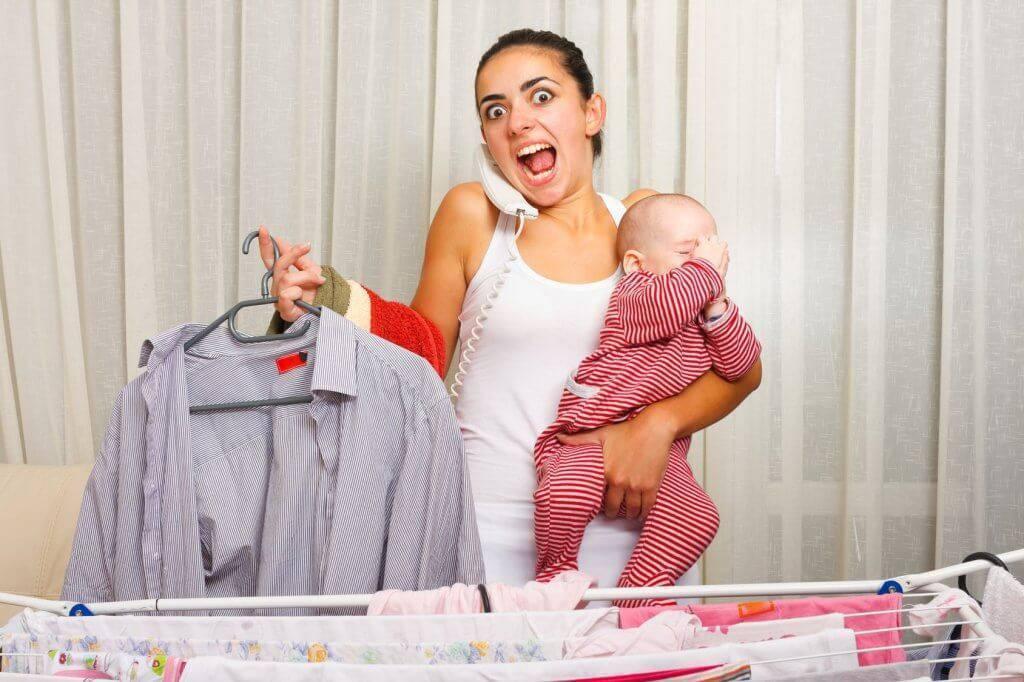Эмоциональное выгорание мамы в декретном отпуске: как справиться