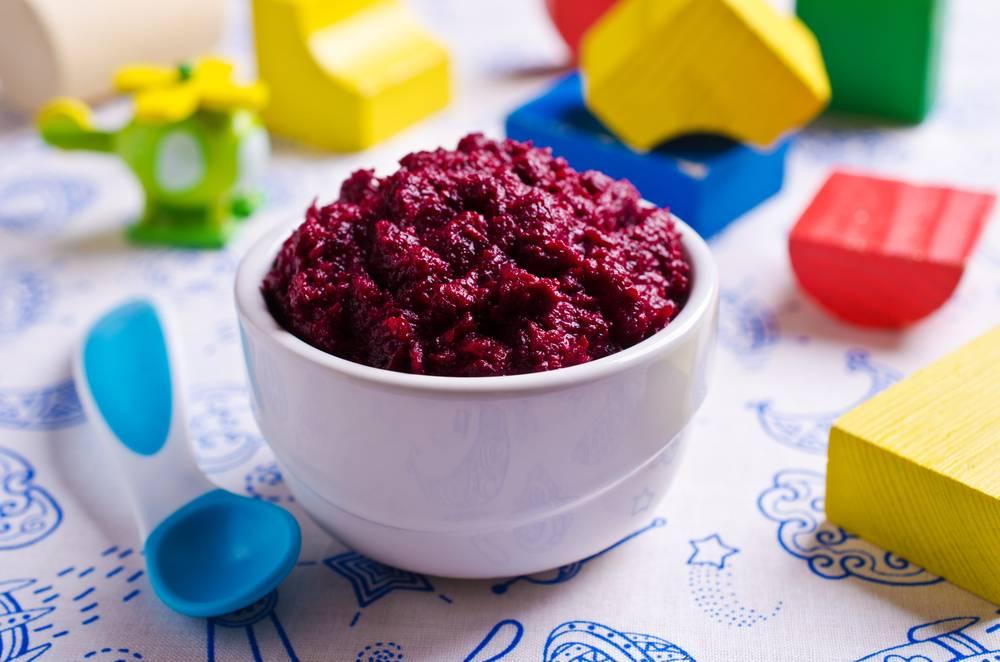 С какого возраста можно давать детям свеклу? когда и как вводить свеклу в прикорм ребенку?