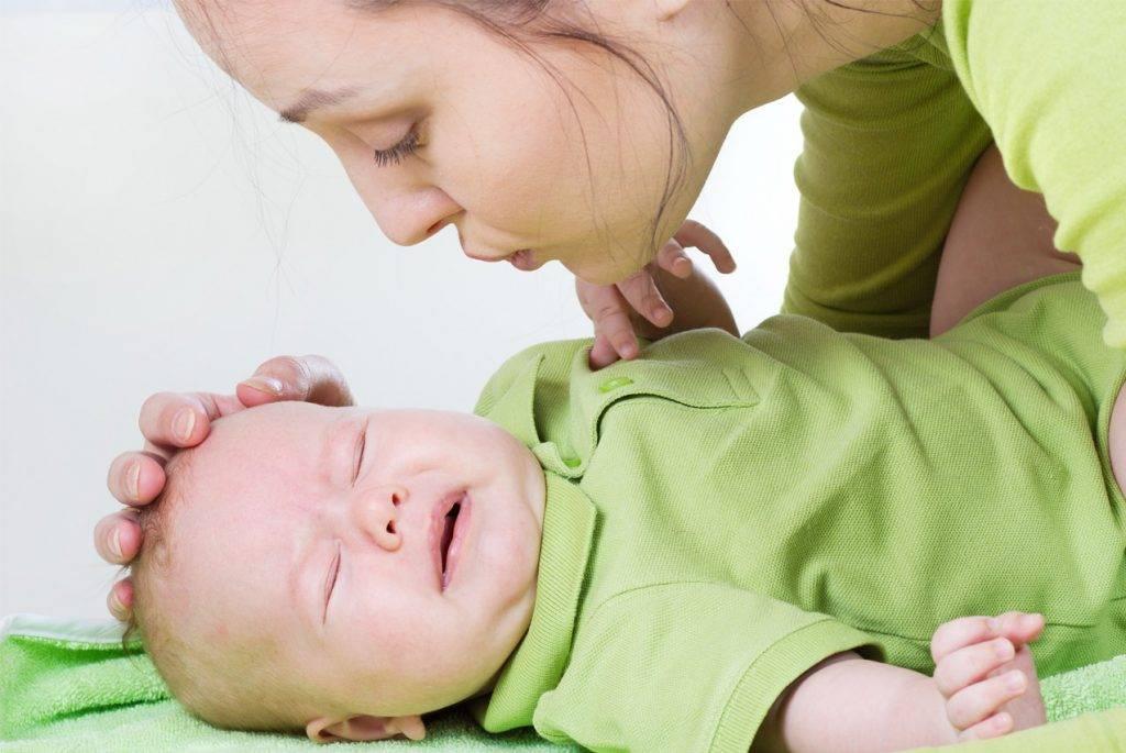Колики у младенцев. - блог врача олега конобейцева