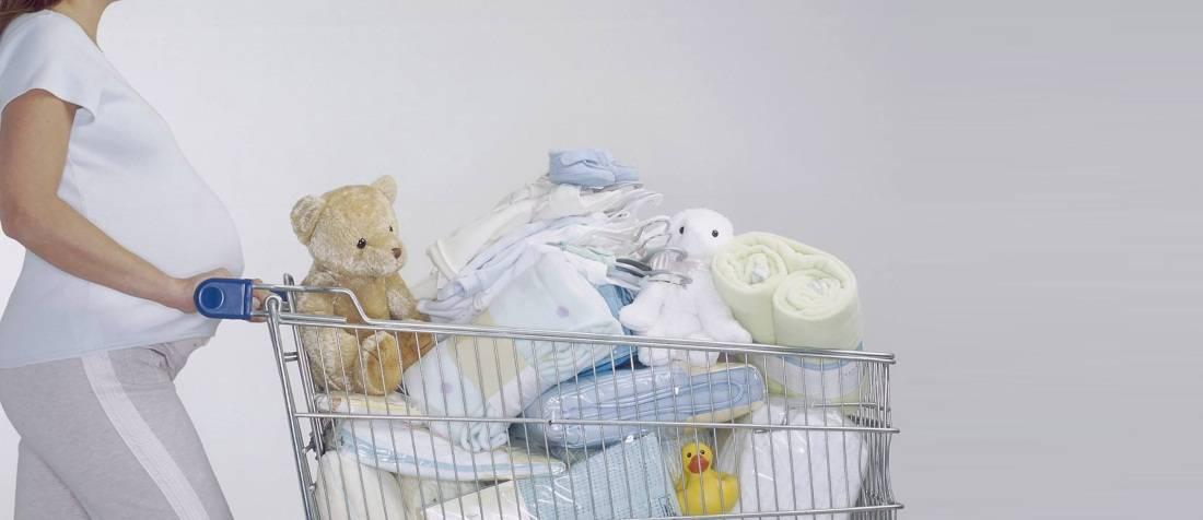 Мои самые бесполезные покупки для новорожденного