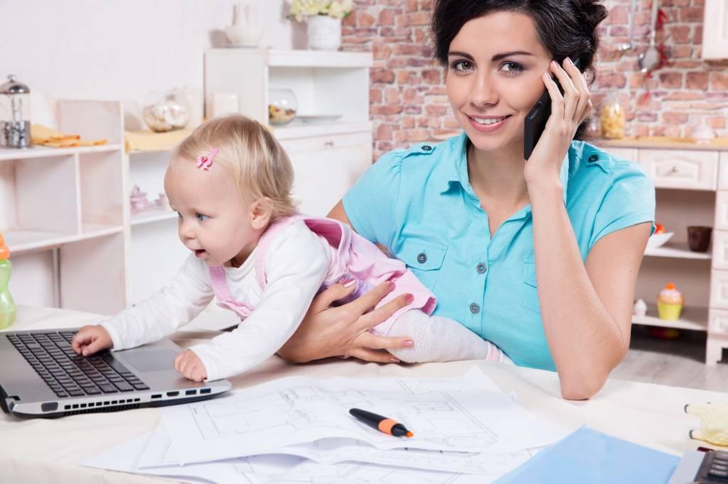 Как открыть свой бизнес, сидя дома с детьми