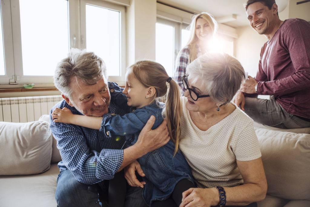 Конспект заседания родительского клуба «роль бабушек и дедушек в воспитании детей». воспитателям детских садов, школьным учителям и педагогам - маам.ру