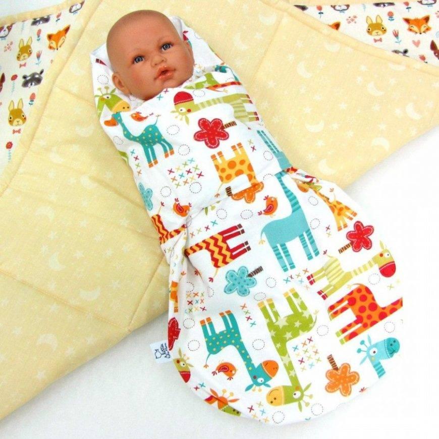 Лучшие пеленки для новорожденных