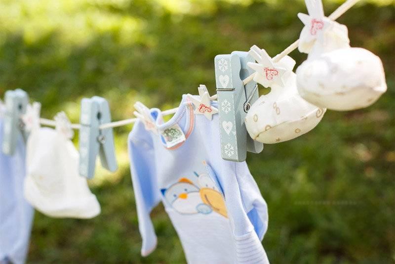 Когда покупать вещи для новорожденного: до или после рождения? / mama66.ru