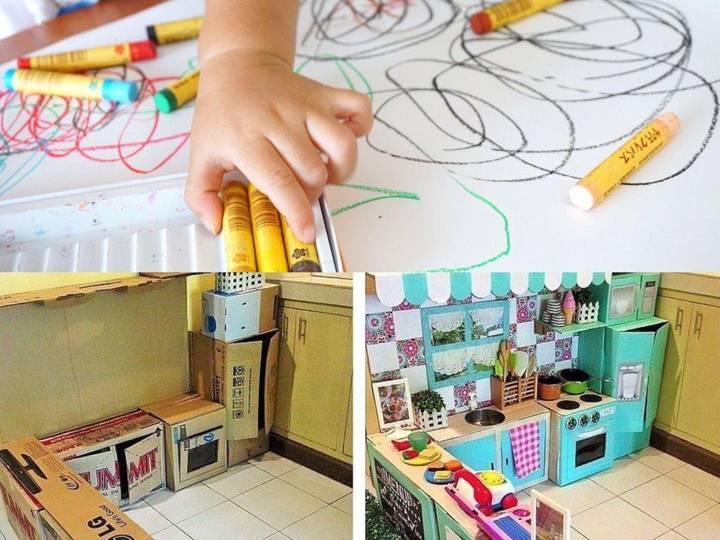 8 идей, чем заняться с ребёнком на карантине