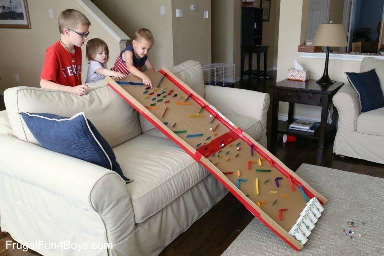25 необычных идей для игр с ребенком, которые увлекут его надолго! | быть родителями - это просто!