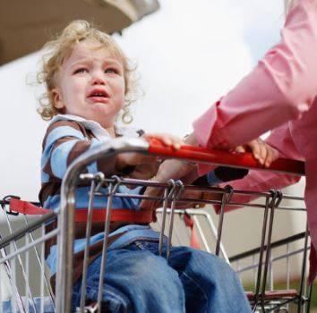 Истерика у ребенка: что делать? 3 истории от многодетного отца