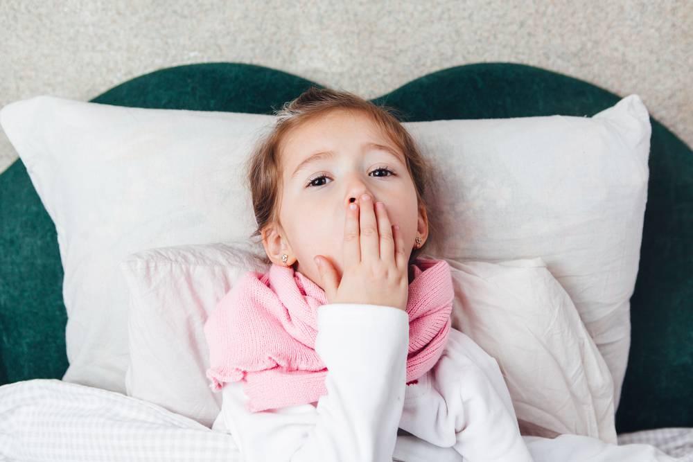 Ларингит у ребенка | официальный сайт huggies